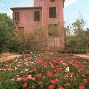 Casa Cebrià Camprubí. 1991. Fotografia: Colita.