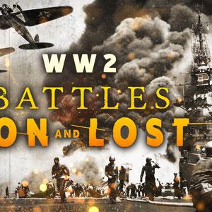 <h3><b>World War II: Battles Won and Lost</h3><p>2017</p><p>Doku: Geschichte</p><p>© Wildbear Entertainment</b></p>