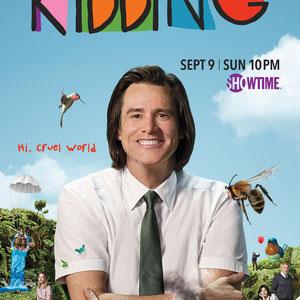 <h3><b>Kidding</h3><p>seit 2018</p><p>Comedy, Drama</p><p>© Showtime</b></p>