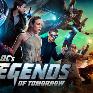 <h3><b>Legends of Tomorrow</h3><p>seit 2016</p><p>Sci-Fi, Comic</p><p>© Warner Bros. Entertainment</b></p>