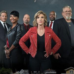 <h3><b>Cold Justice - Verdeckte Spuren</h3><p>2013</p><p>Doku: True Crime</p><p>© Turner Network Television</b></p>