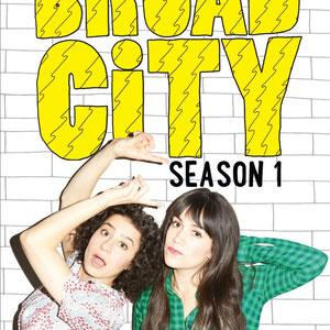 <h3><b>Broad City</h3><p>seit 2014</p><p>Sitcom</p><p>© Paper Kite Productions</b></p>