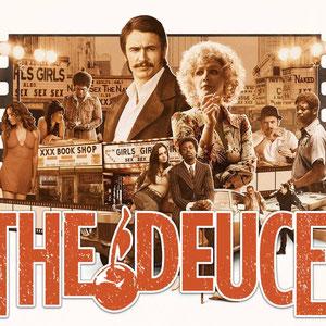 <h3><b>The Deuce</h3><p>seit 2017</p><p>Drama</p><p>© HBO Entertainment</b></p>