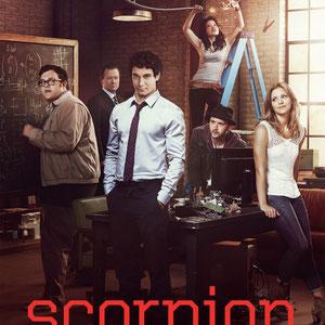 <h3><b>Scorpion</h3><p>seit 2014</p><p>Drama</p><p>© CBS Television Studios</b></p>