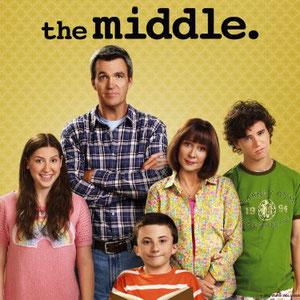 <h3><b>The Middle</h3><p>seit 2009</p><p>Comedy</p><p>© Warner Bros. Television</b></p>