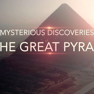 <h3><b>Geheimnisse der Cheops-Pyramide</h3><p>2018</p><p>Doku: Archäologie, Technologie</p><p>© Lucky You</b></p>