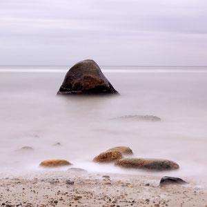 Steine im Wasser