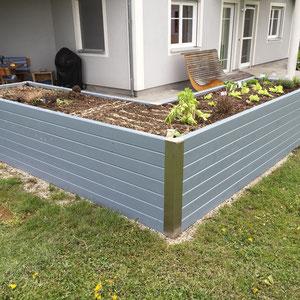 Hochbeet Design Sbw Holz Und Garten