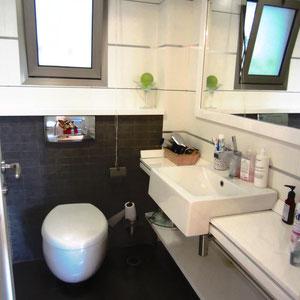 Showerbathroom
