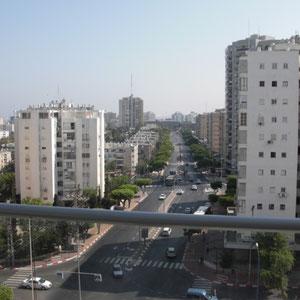Vue sur la rue Rogosin