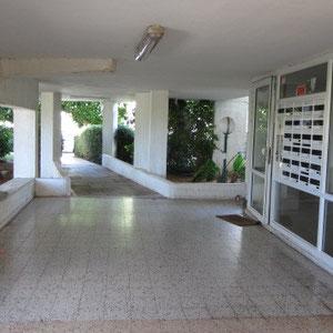 Lobby extérieur