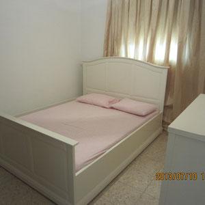 2ème chambre avec lit d'enfant