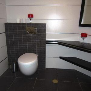 Salle de abin douche