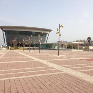 Le palais des arts de la scène
