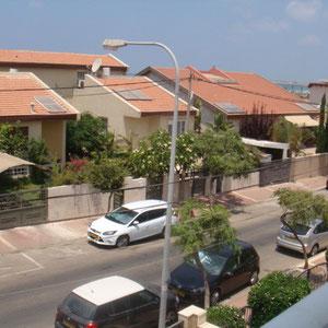 Vue sur Rue Dakar