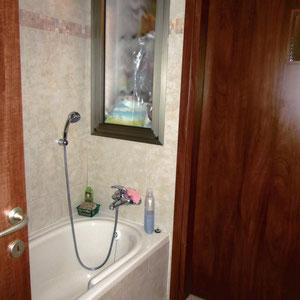 2ème salle de bain baignoire