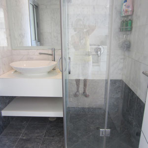 Shower bathroom