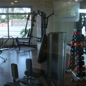 Salle de sport et de musculation