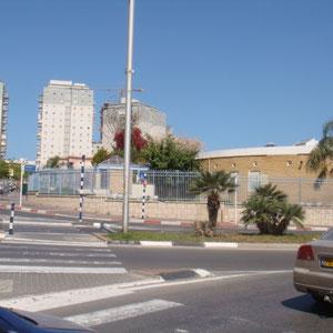 angle shderot yerushalaim