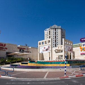 Centre commercial LEV ASHDOD