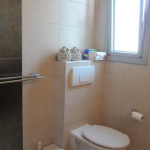 3ème salle de bain douche