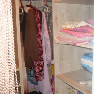 Dressing chambre parents