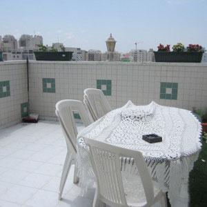 1ère terrasse