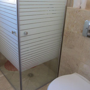 2ème SDB douche