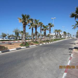 Vers la plage des kshatot