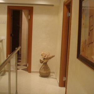 couloir d'en haut