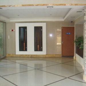 Hall d'immeuble