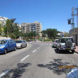 Horev street