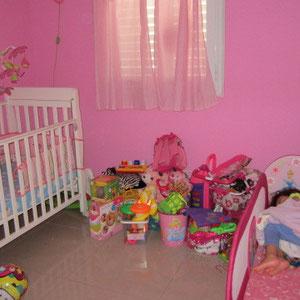 Chambre de sécurité pour 2 enfants