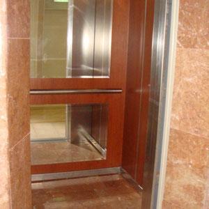 Ascenseur moderne