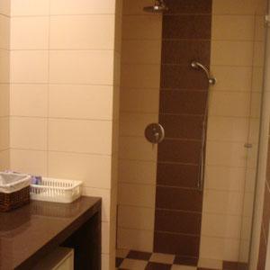 SDB douche complète