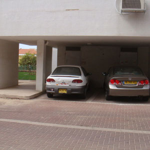 1 place cover parking
