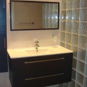 1ère salle de bain douche