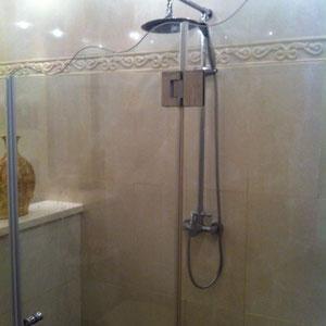 Salle de bain baignoire+douche