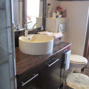 Salle de bain docuhe