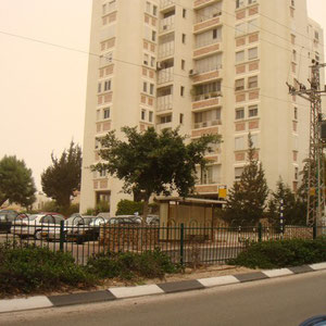 Immeuble rue Rogosin
