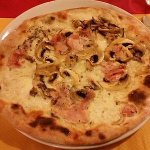 Pizza da Osvaldo!