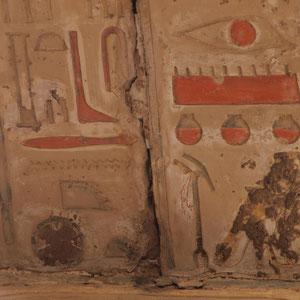 Luxor, Karnak-Tempel, Säulensaal