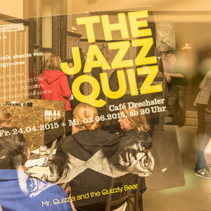 THE JAZZ QUIZ #4 - 24.4.2015