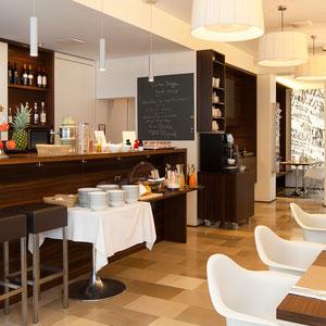 Frühstücksraum - Café