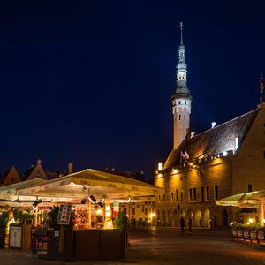 Das Rathaus auf dem Rathausplatz, im Sommer ein Ort mit ganz besonderem Flair...