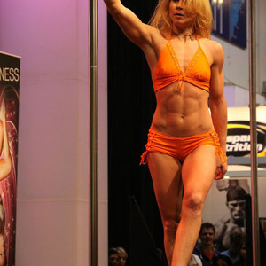 Winner Miss Pole Fitness 2011 De