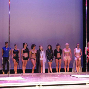 European Pole Dance Champion 2011