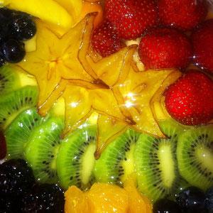 Mehrfruchtkuchen