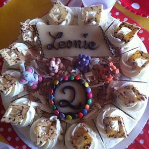 Geburtstagstorten für Kinder- das machen die Konditoren besonders gern!