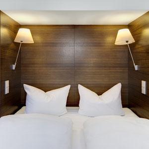 beds in junior suite